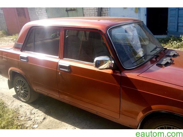 Продам ВАЗ 2107 2005 года - 3