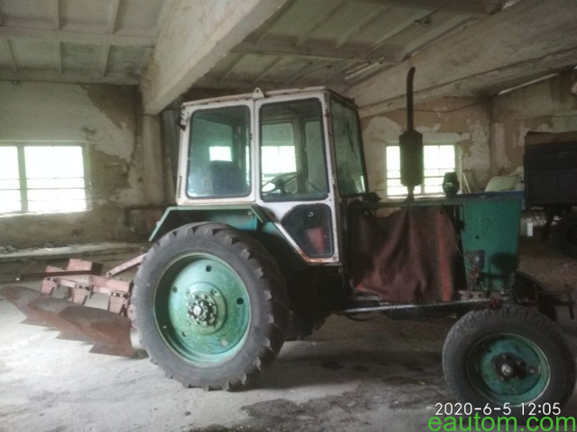 Трактор ЮМЗ-6 - 1