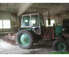 Трактор ЮМЗ-6 - Фото 1