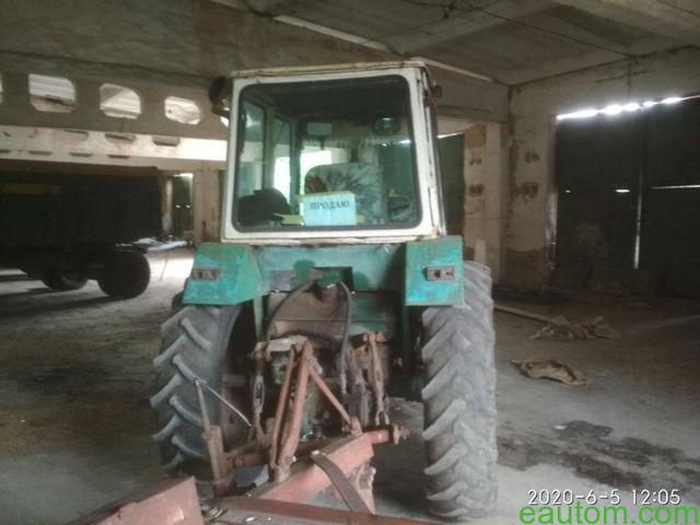 Трактор ЮМЗ-6 - 2