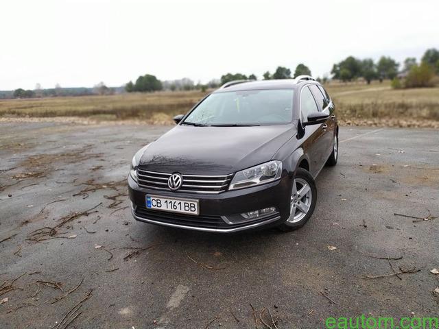 Volkswagen Passat B7 2013 - 2