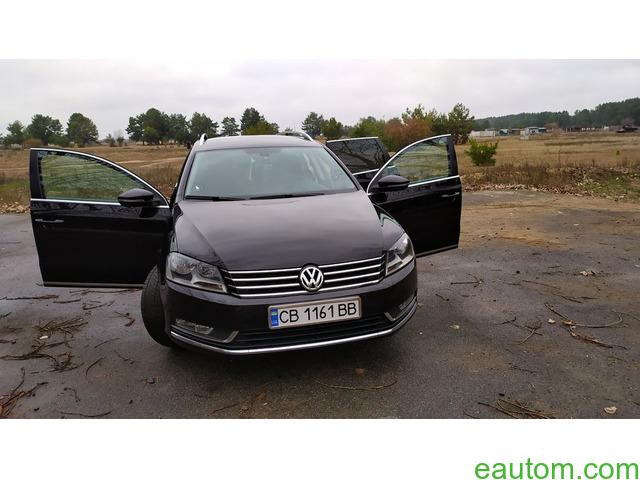Volkswagen Passat B7 2013 - 3