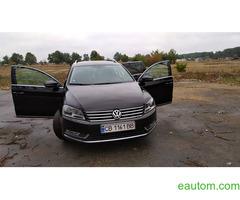 Volkswagen Passat B7 2013 - Фото 3