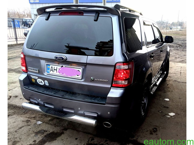 FORD ESCAPE HYBRID 2008г.4WD - 8