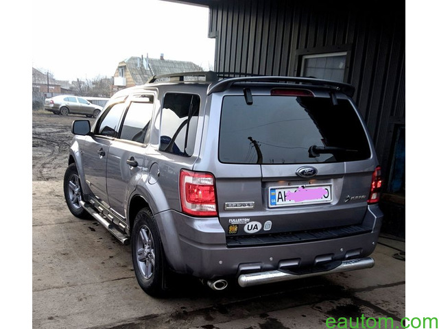 FORD ESCAPE HYBRID 2008г.4WD - 9