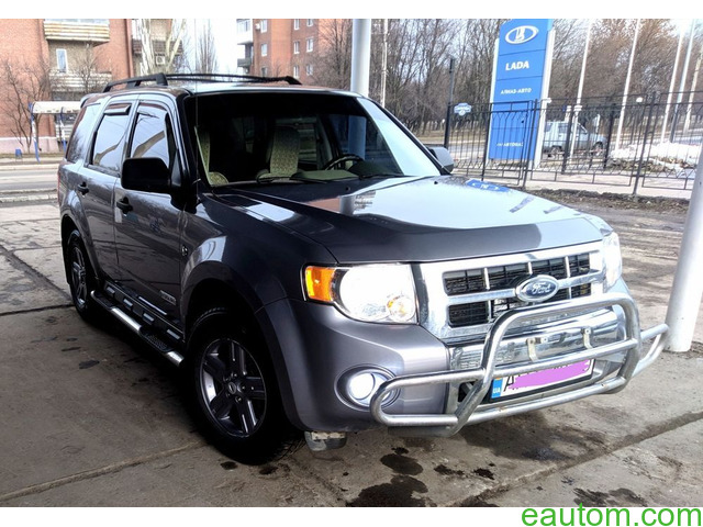 FORD ESCAPE HYBRID 2008г.4WD - 10