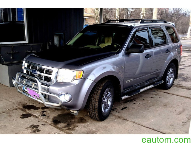 FORD ESCAPE HYBRID 2008г.4WD - 11