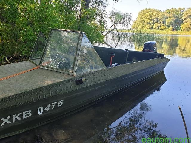 Лодка Казанка 6 - 1