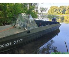 Лодка Казанка 6 - Фото 1