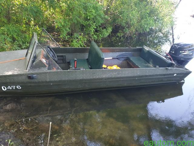 Лодка Казанка 6 - 2