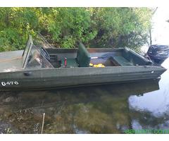 Лодка Казанка 6 - Фото 2