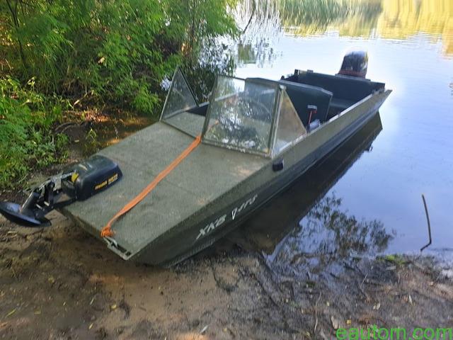 Лодка Казанка 6 - 4