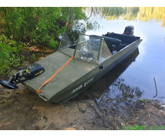 Лодка Казанка 6 - Фото 4