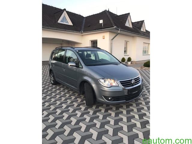 Продам VW Touran - 1