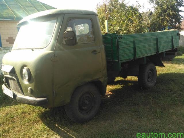 УАЗ 452 Д бортовой - 1