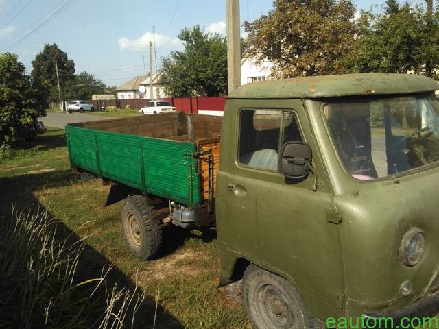 УАЗ 452 Д бортовой - 7
