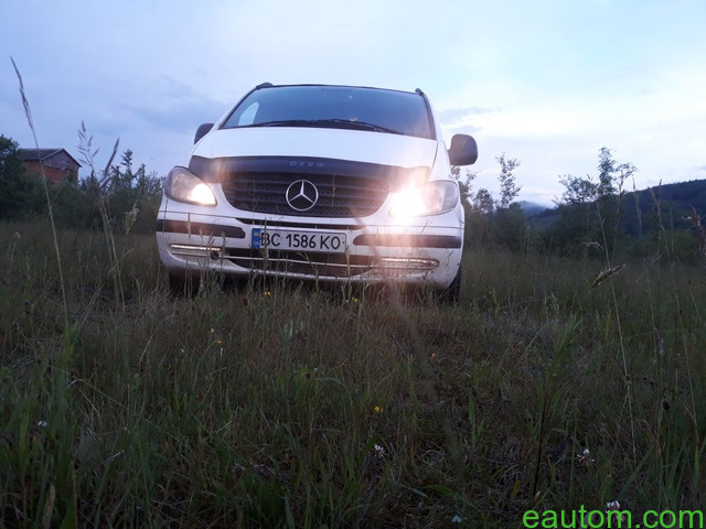 Mercedes vito - 2