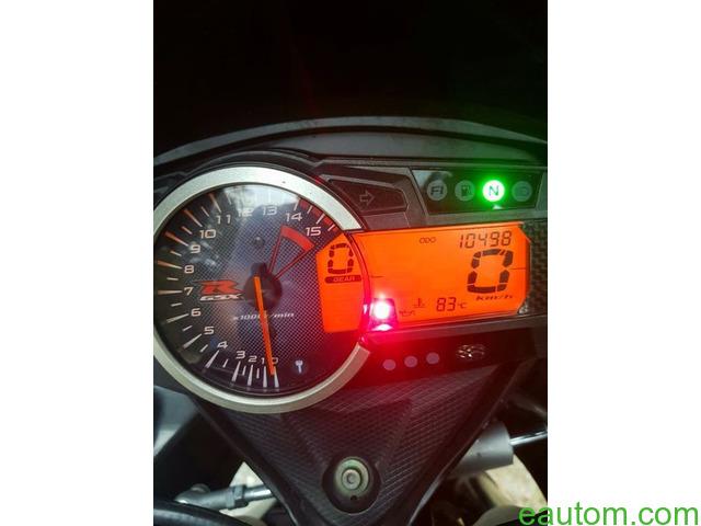 Suzuki GSX-R1000 2014 - 4