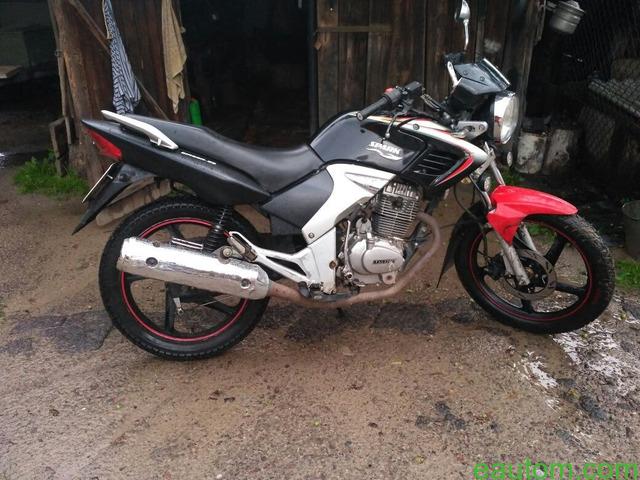 Продам мотоцикл спарк 150 на повному ходу!!! - 2