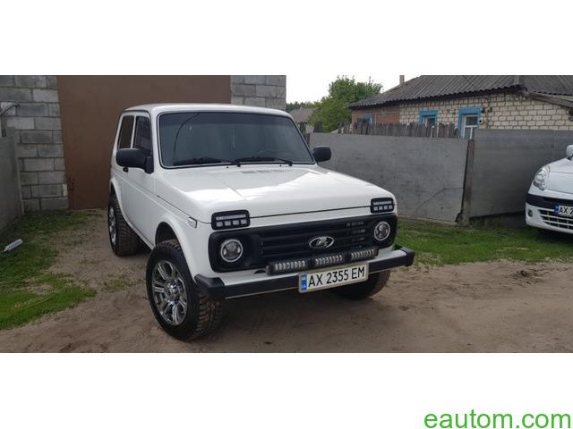 Продам ВАЗ 21213 - 2