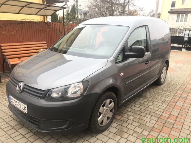 Volkswagen Caddy груз. 2014 - 1