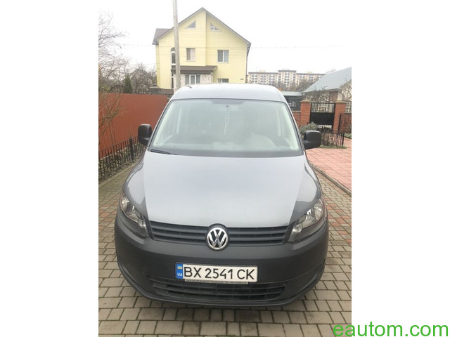 Volkswagen Caddy груз. 2014 - 2