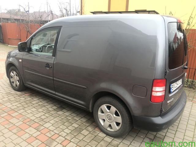 Volkswagen Caddy груз. 2014 - 3