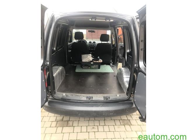 Volkswagen Caddy груз. 2014 - 10