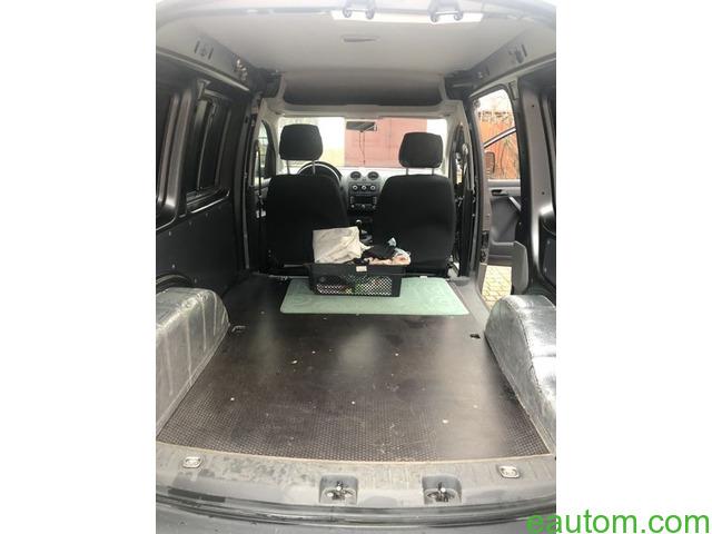Volkswagen Caddy груз. 2014 - 11