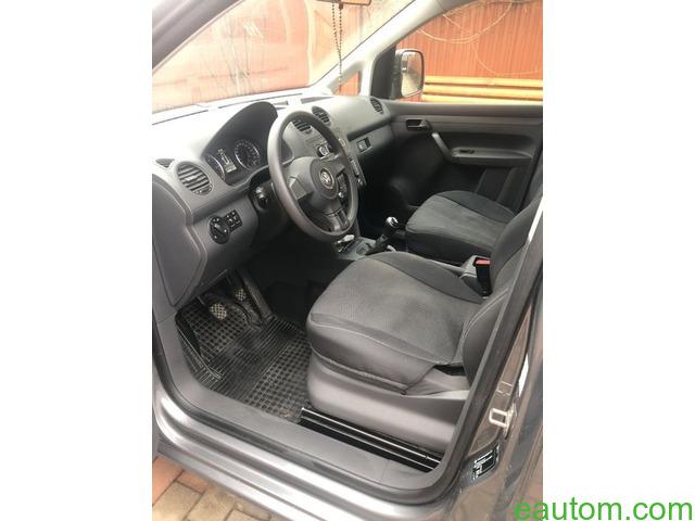 Volkswagen Caddy груз. 2014 - 12