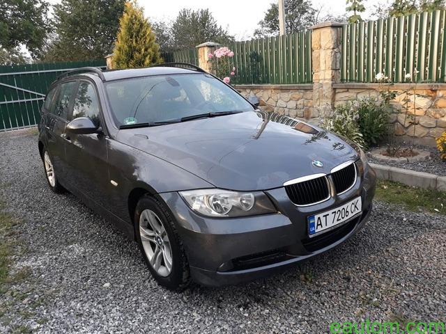 BMW -318d - 1