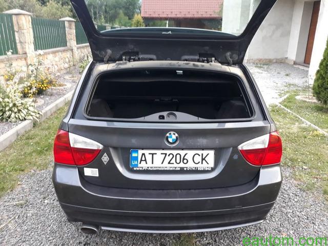 BMW -318d - 8