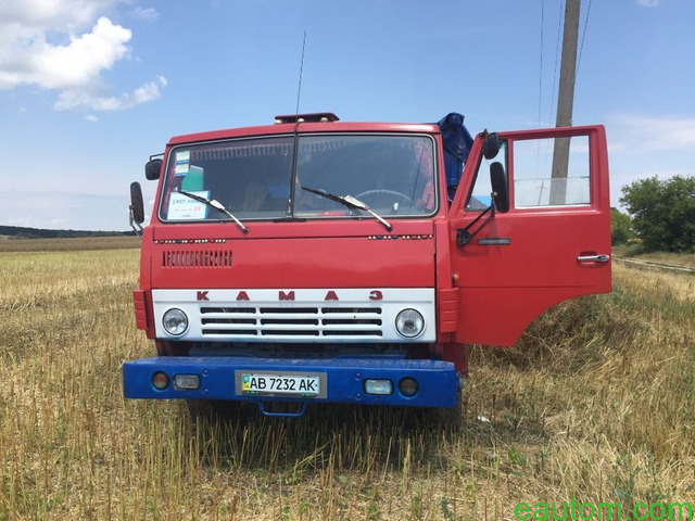 Камаз -5320 - 2