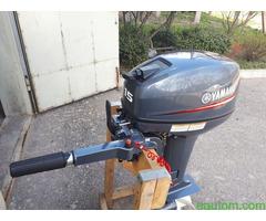 Продам мотор Yamaha 15 л.с. 2х тактный + лодка в подарок - Фото 3
