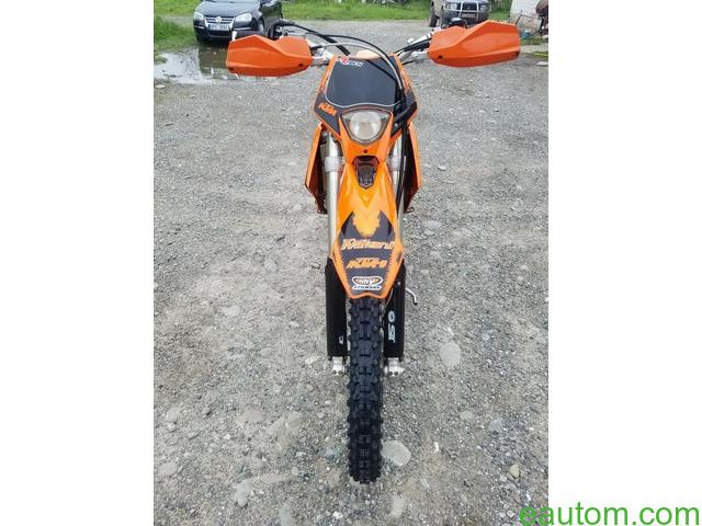 KTM 400 EXC 2005 - 7