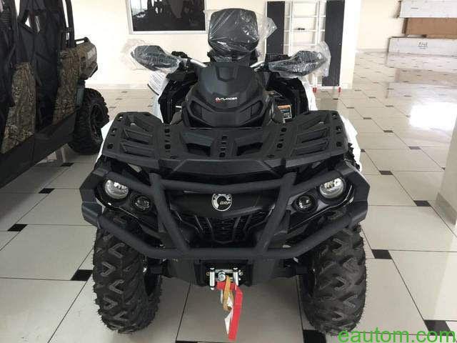 BRP Outlander Max max 1000L - 1