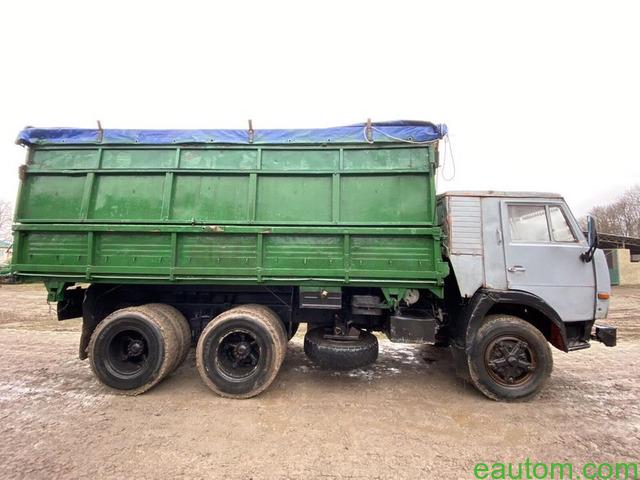 Продам КамАЗ-55102 1987року випуску - 1