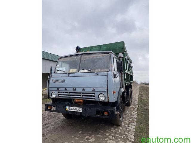 Продам КамАЗ-55102 1987року випуску - 4