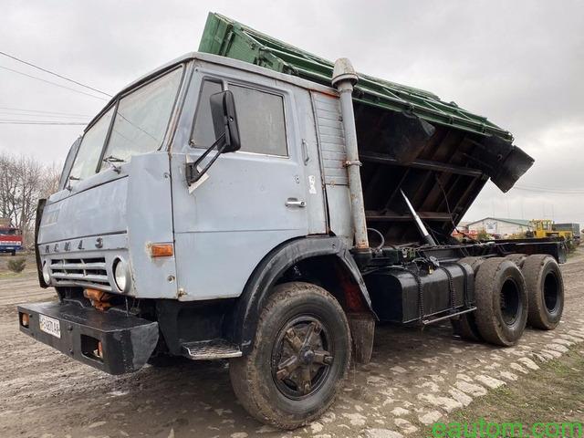 Продам КамАЗ-55102 1987року випуску - 5