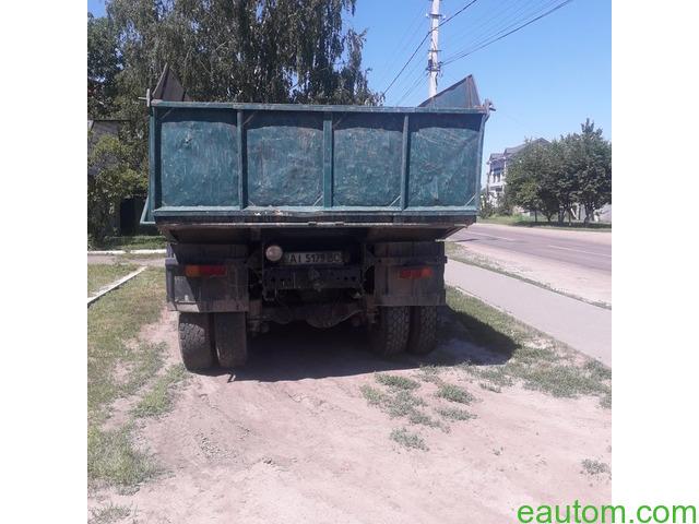 Камаз  самосвал - 5