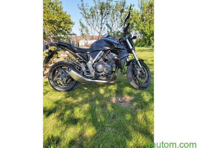 Honda CB 1000r с подогревом ручек - 1