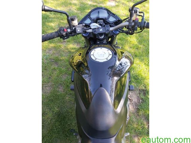 Honda CB 1000r с подогревом ручек - 4