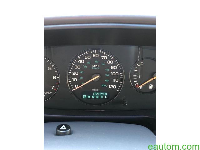 Chrysler Cirrus коробка автомат - 4