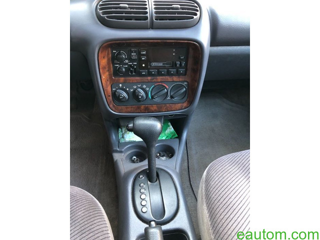 Chrysler Cirrus коробка автомат - 10