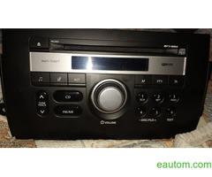 Штатная магнитола CD для Suzuki SX 4 - Фото 1