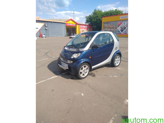 Smart Fortwo 2003 г - 1