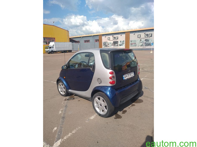 Smart Fortwo 2003 г - 2