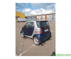 Smart Fortwo 2003 г - Фото 2