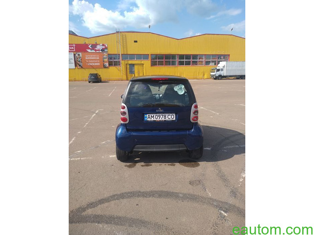 Smart Fortwo 2003 г - 3