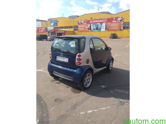 Smart Fortwo 2003 г - 4